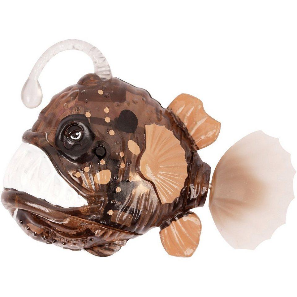 Goliath Robo Fish Tiefsee Anglerfish Braun