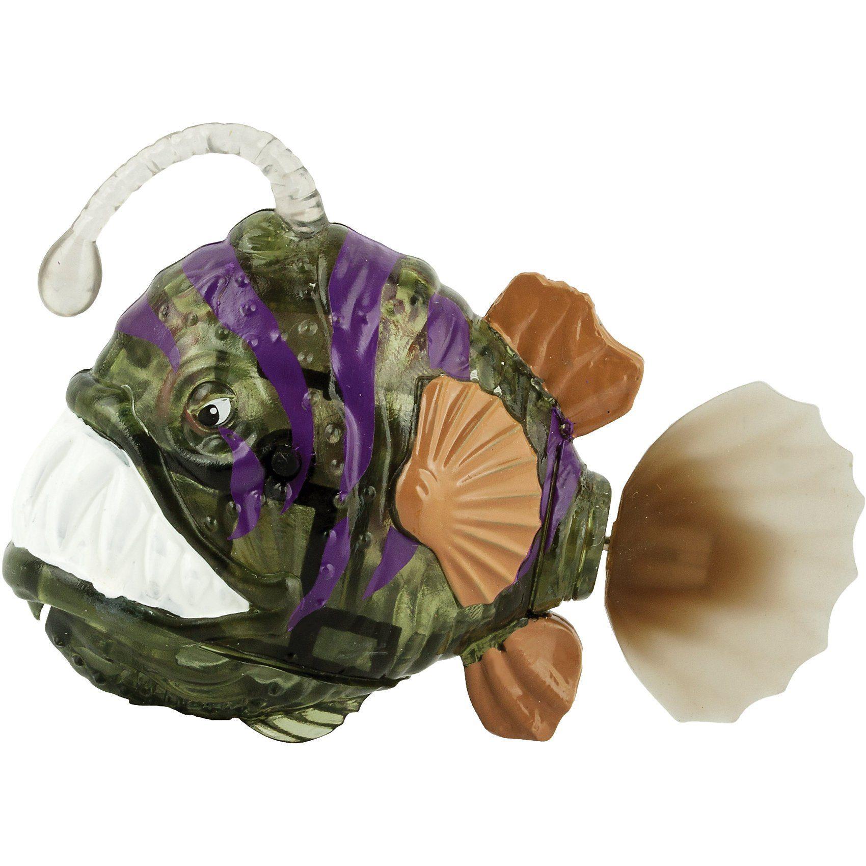 Goliath Robo Fish Tiefsee Anglerfish Grün