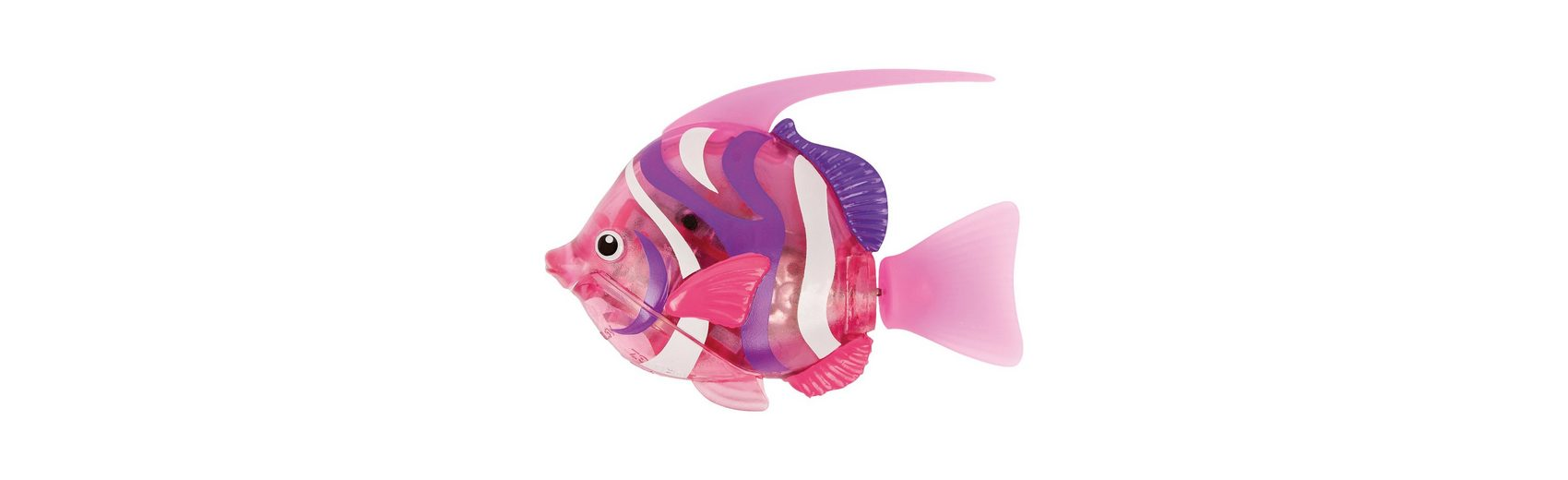 Goliath Robo Fish Tiefsee Wimplefish Pink