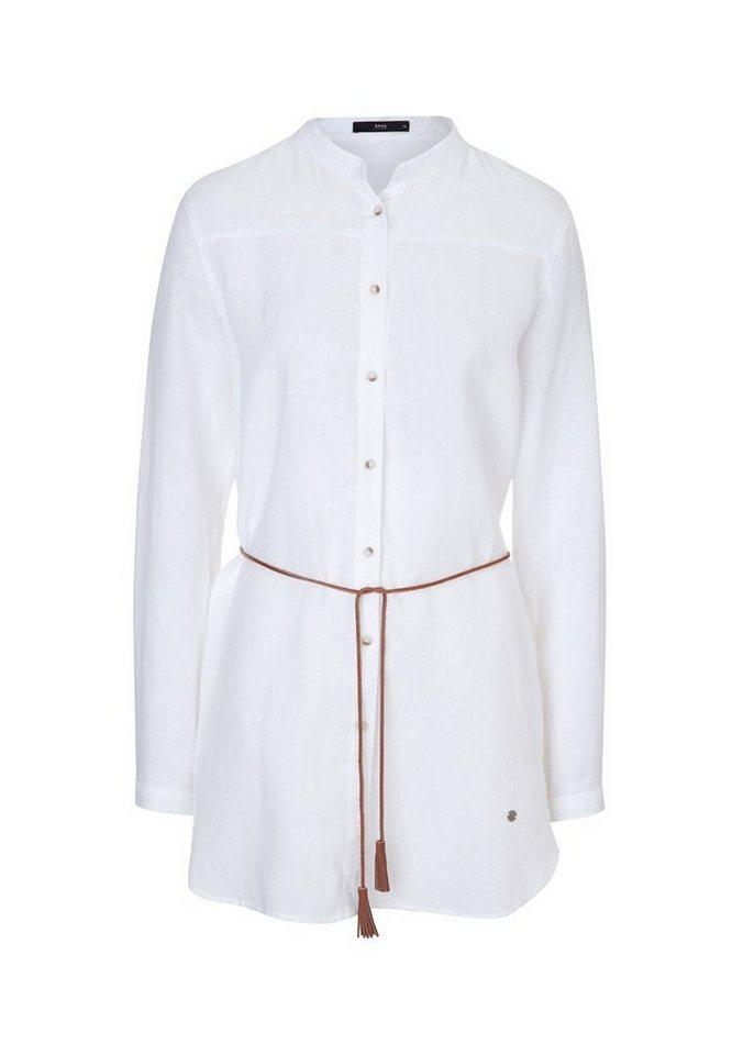 BRAX Bluse »VELVET« in WHITE