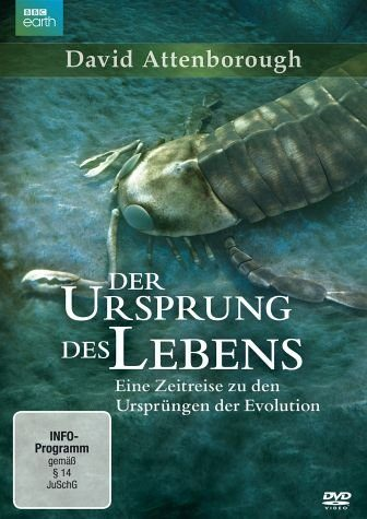 DVD »Der Ursprung des Lebens - Eine Zeitreise zu...«