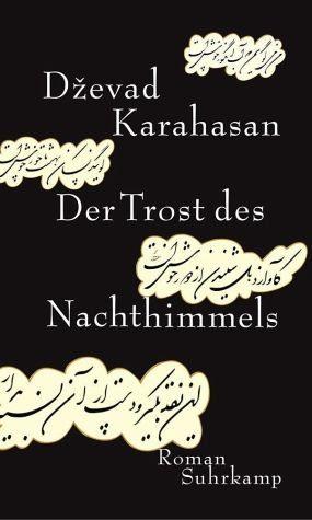 Gebundenes Buch »Der Trost des Nachthimmels«