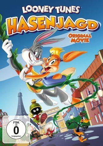 DVD »Looney Tunes - Hasenjagd«