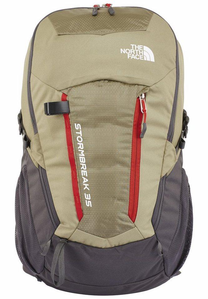 The North Face Sport- und Freizeittasche »Stormbreak 35 Backpack« in beige