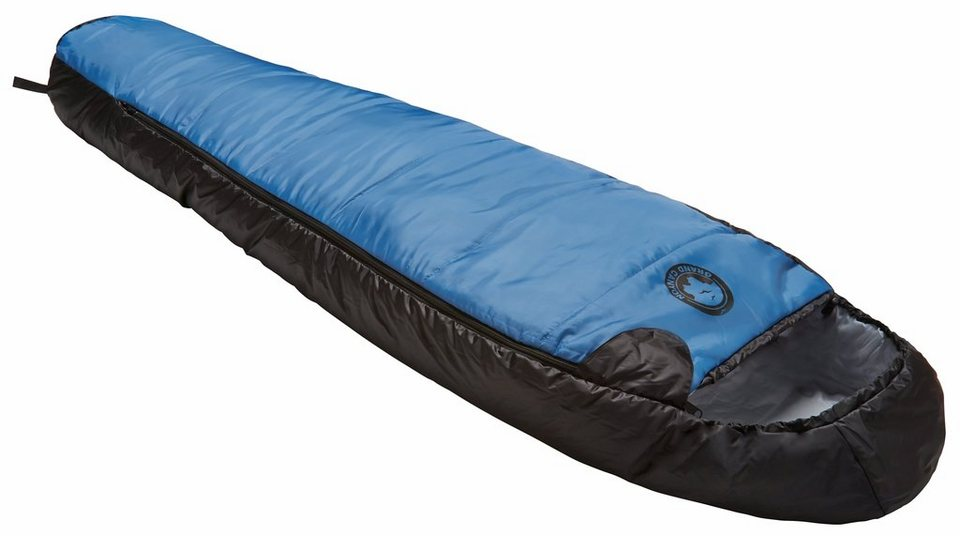 Grand Canyon Schlafsack »Cuddle Bag 150 Sleeping Bag for Kids« in blau