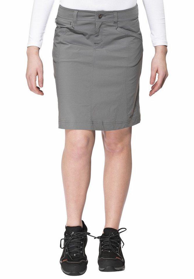 Marmot Rock »Riley Skirt Women« in grau