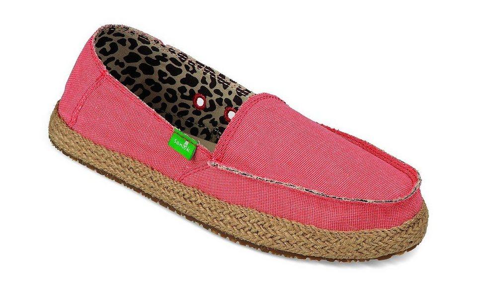 Sanük Freizeitschuh »Fiona Shoes Women« in rot