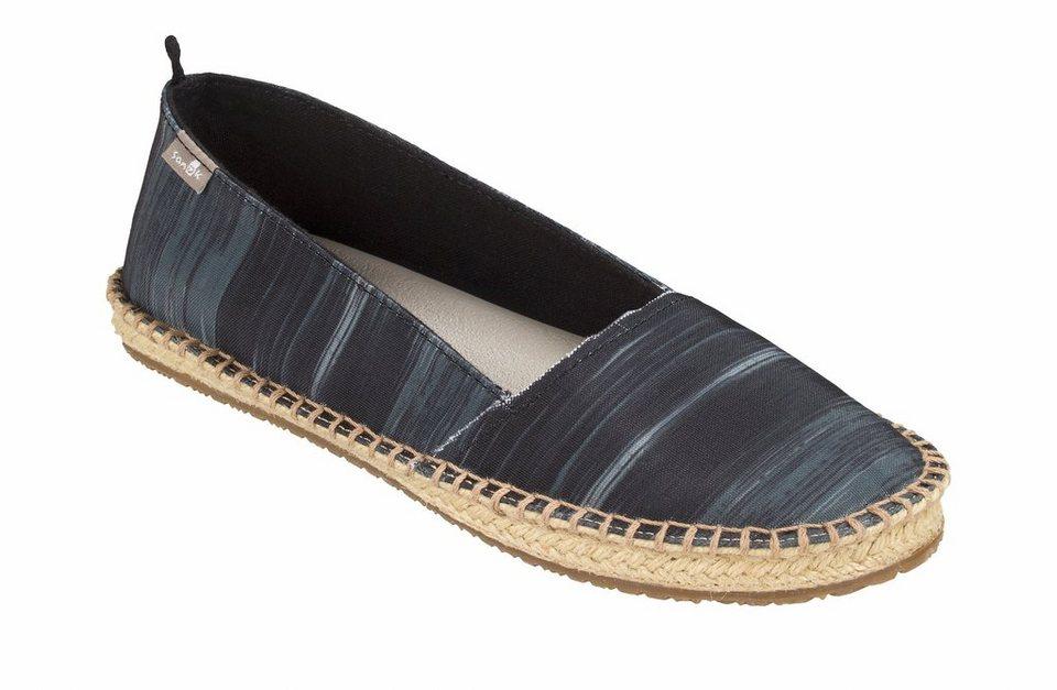 Sanük Freizeitschuh »Natal Shoes Women« in schwarz