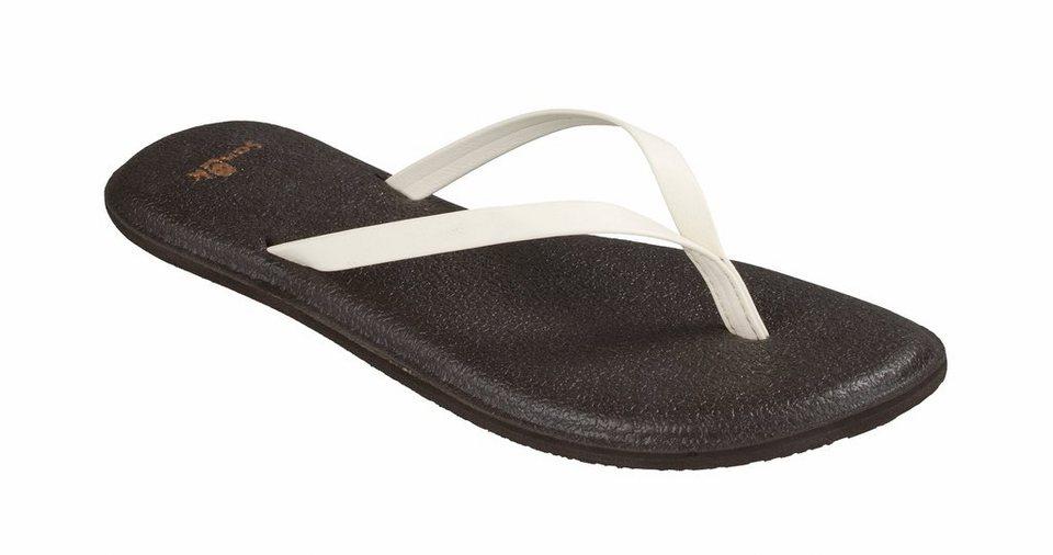 Sanük Infradito »Yoga Bliss Shoes Women« in schwarz