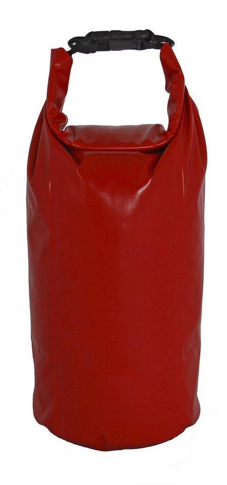 Relags Sport- und Freizeittasche »Packsack 12 L« in rot