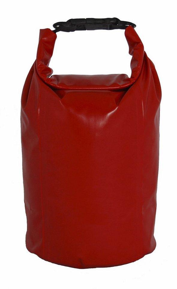 Relags Sport- und Freizeittasche »Packsack 2 L« in rot