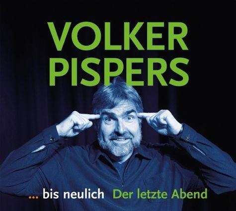 Audio CD »Pispers,Volker: ...Bis Neulich - Der Letzte Abend«