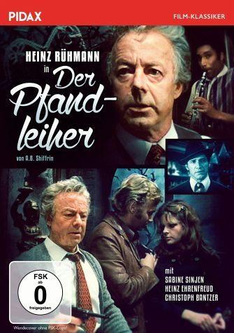 DVD »Der Pfandleiher«
