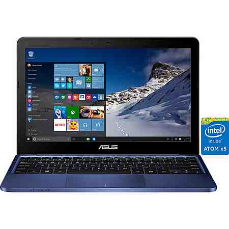 Asus E200HA Notebook, Intel® Atom™, 29,4 cm (11,6 Zoll), 32 GB Speicher, 2048 MB DDR3L