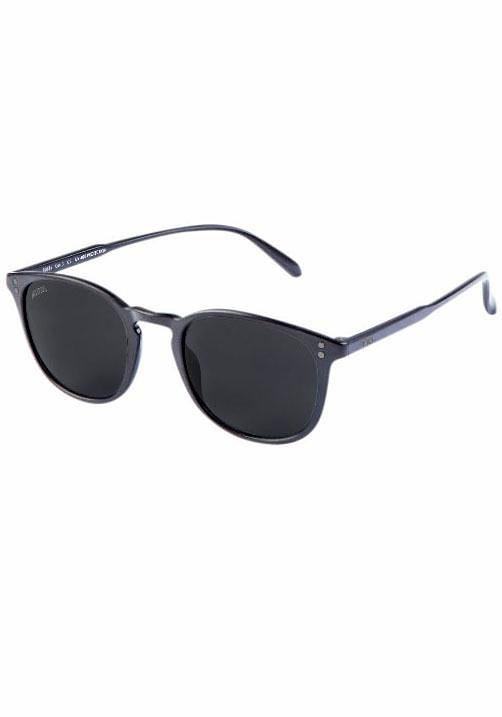Gin Tonic Sonnenbrille, im coolen Design, schwarz, schwarz