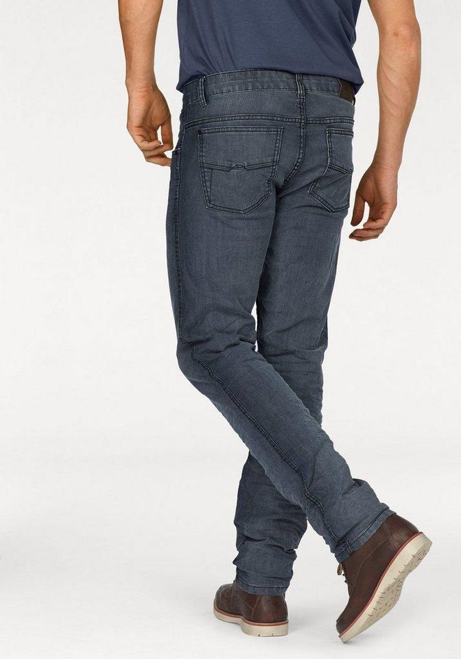 Colorado Denim 5-Pocket-Jeans »C932« mit starken Crinkle-Effekten in midnight-blue
