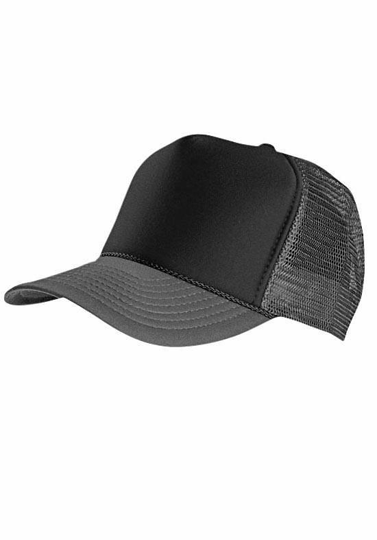 MasterDis Baseball Cap im zeitlosen Design in schwarz-grau