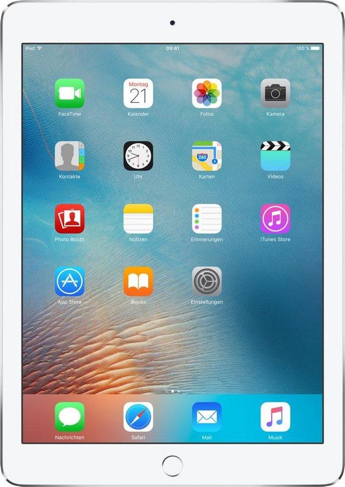 """Apple iPad Pro 9,7"""" 256 GB in Silber"""
