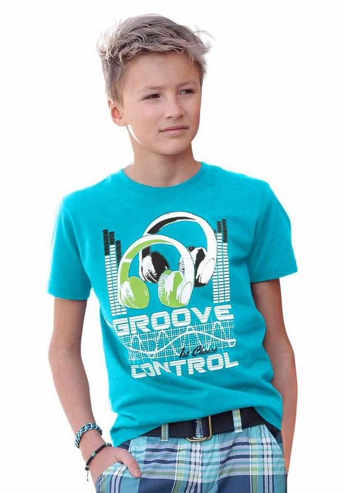 CFL T-Shirt in türkis