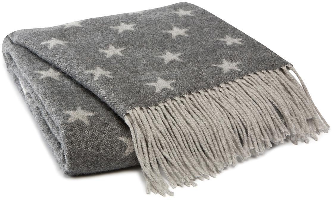 Wolldecke, Damai, »Himmelen«, mit Sternemuster