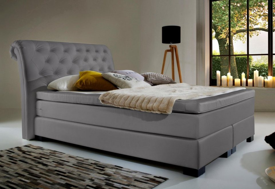 inosign boxspringbett online kaufen otto. Black Bedroom Furniture Sets. Home Design Ideas