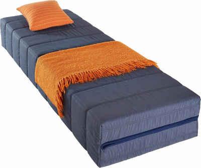Komfortschaummatratze, Breckle, 12 cm hoch, Raumgewicht: 26