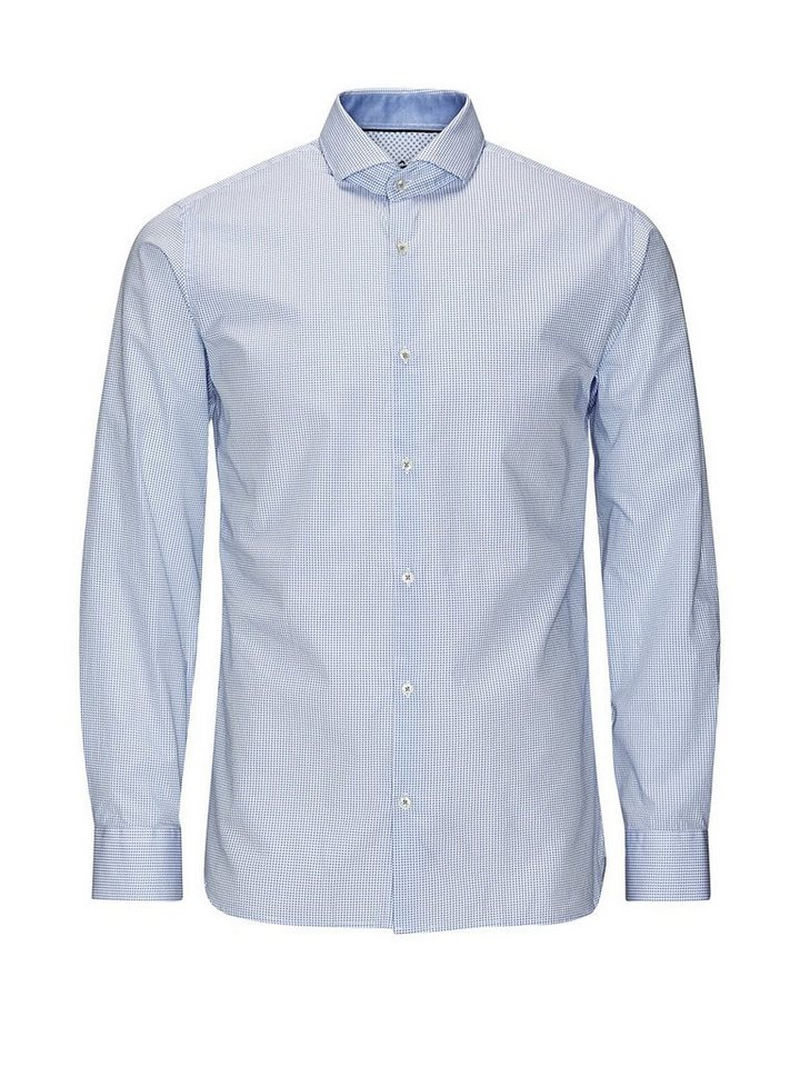 Jack & Jones Microprint- Businesshemd in White
