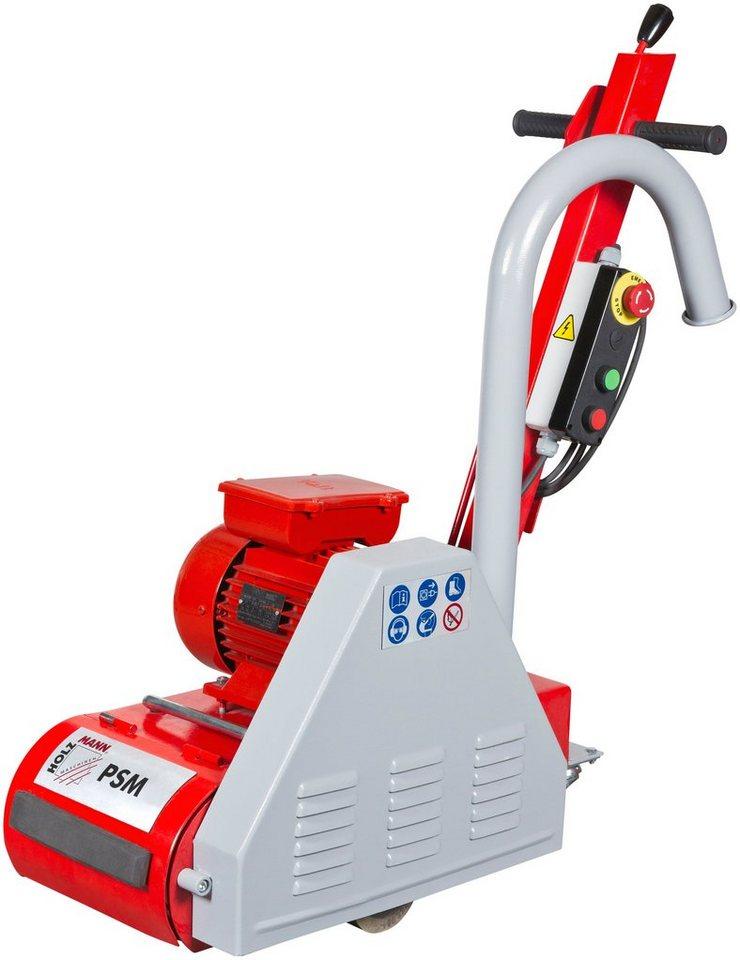 Parkettschleifmaschine »PSM 2« in rot