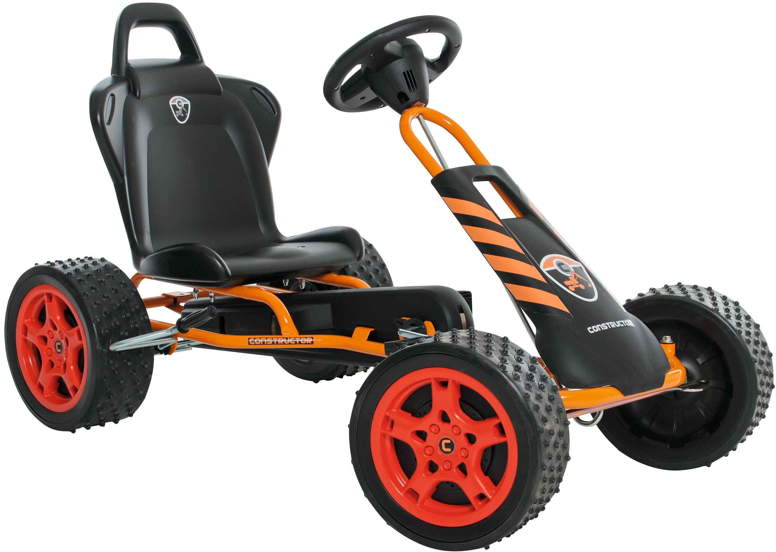 Ferbedo Go-Cart orange, »Cross-Runner Constructor«