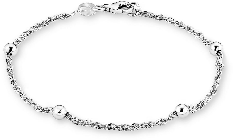Amor Armband, »H41/8« in Silber 925