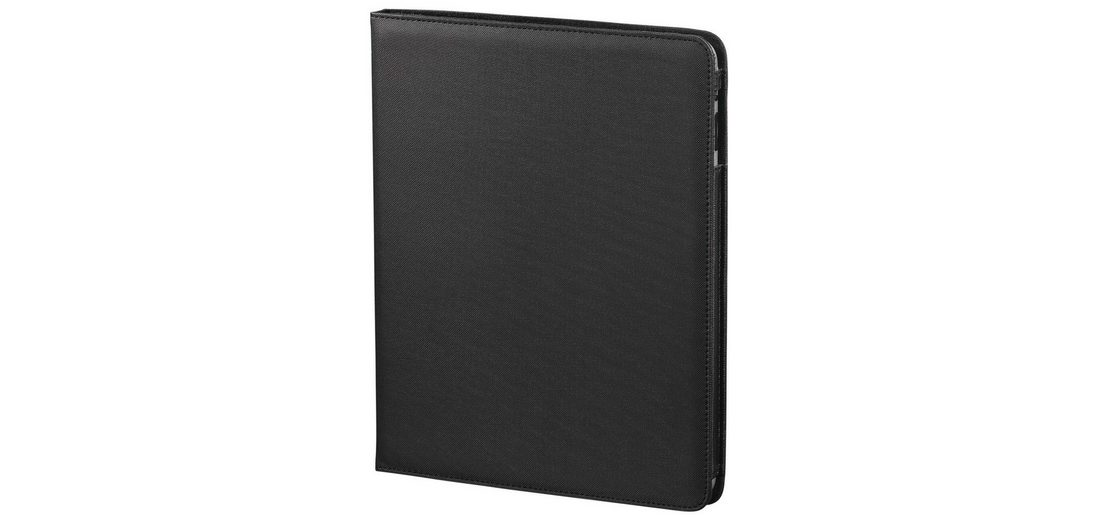 Hama Portfolio Arezzo für Apple iPad Air 2/Pro 9.7, Schwarz