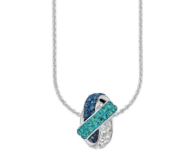 Amor Kette mit Anhänger, mit Swarovski® Kristallen, »E82/1«
