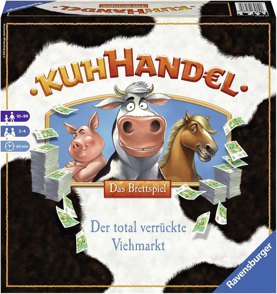 Ravensburger Brettspiel, »Kuhhandel Das Brettspiel«