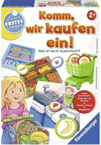 """Spiel """"Komm wir kaufen ein!""""..."""