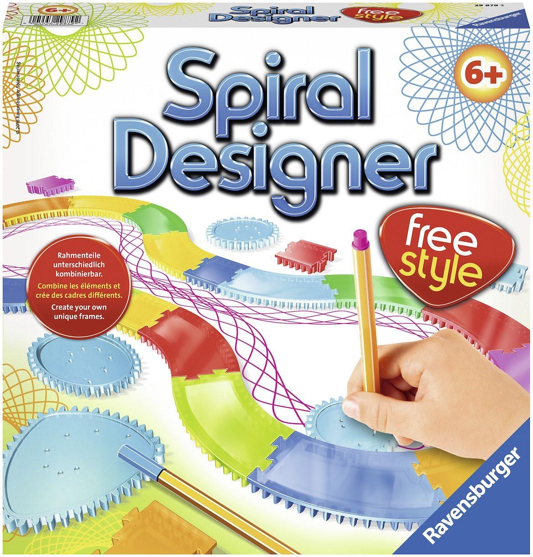 Ravensburger Malset, »Spiral Designer Freestyle«