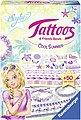 Ravensburger Kreativset »So Styly Tattoos & Friends Bands Cool Summer«, (Set), Armbänder im Makramee-Stil, Bild 1