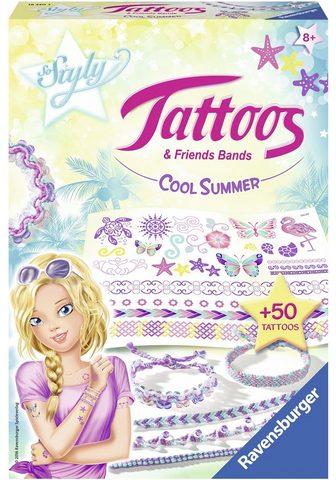 "RAVENSBURGER Kreativset ""So Styly Tattoos &..."