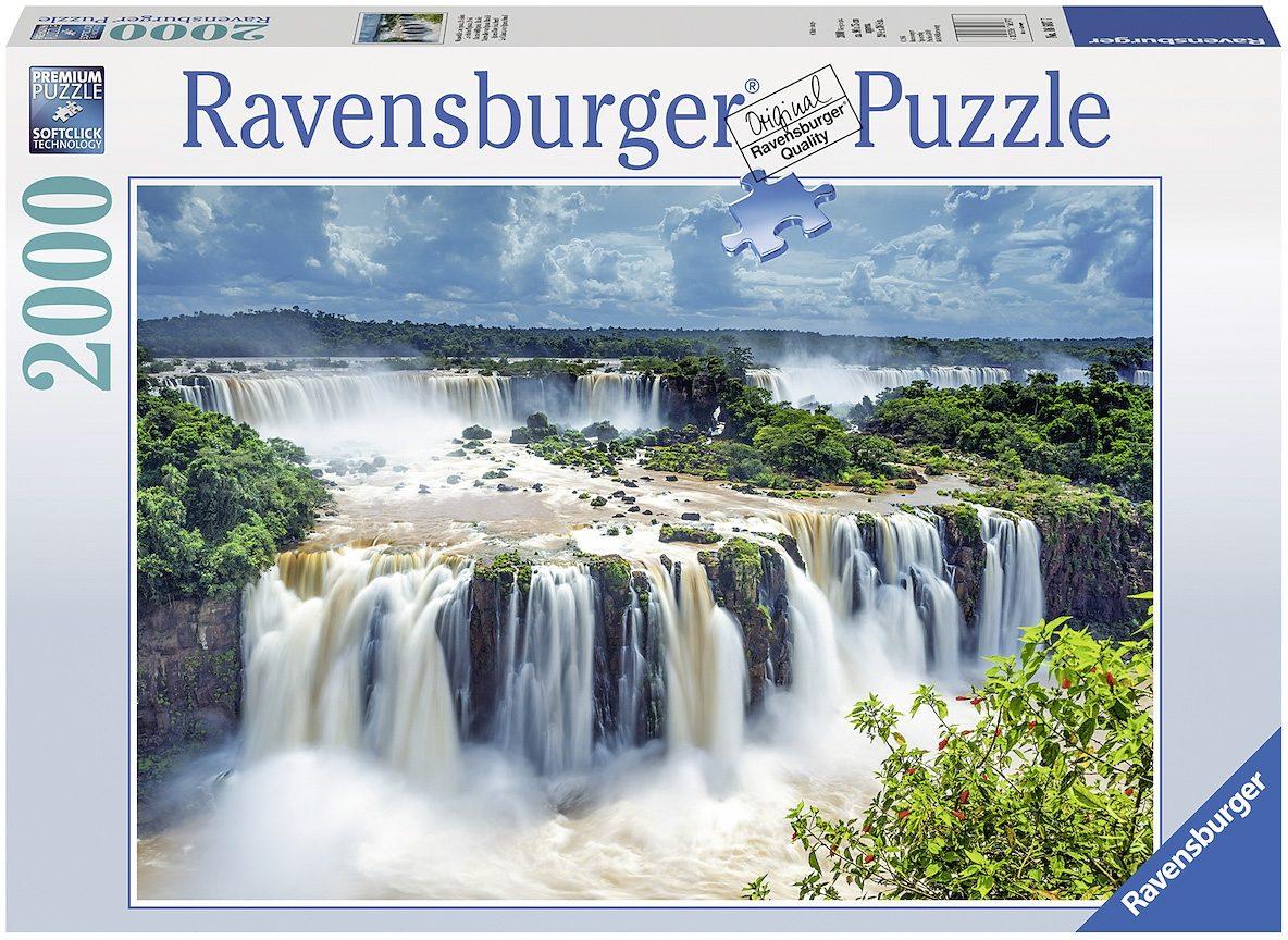 Ravensburger Puzzle, 2000 Teile, »Wasserfälle von Iguazu Brasilien«