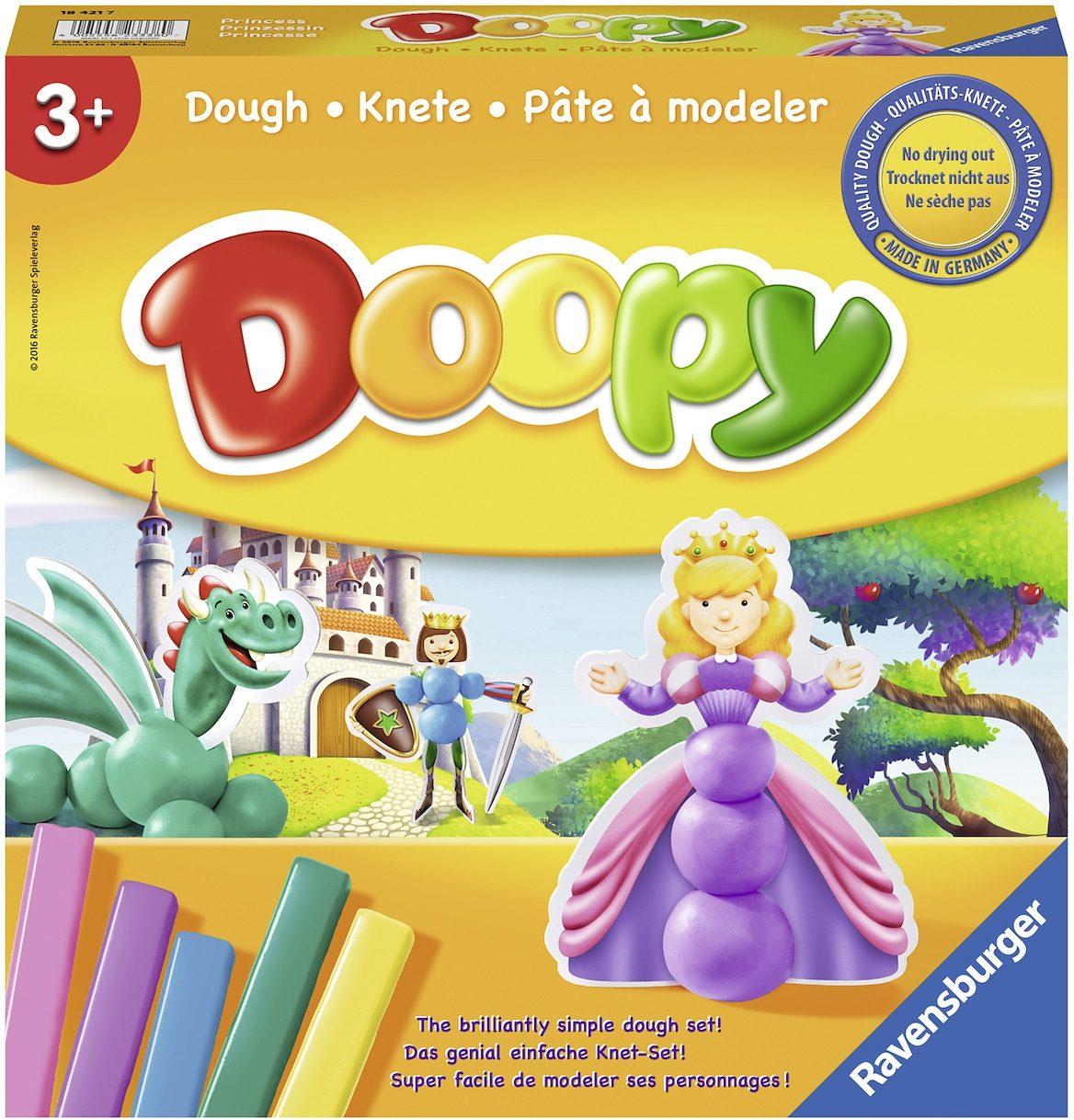 Ravensburger Knetset, »Doopy: Prinzessin«