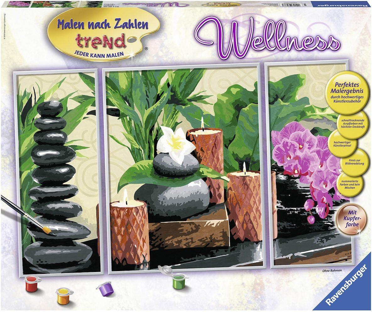 Ravensburger Malen nach Zahlen trend, »Wellness«