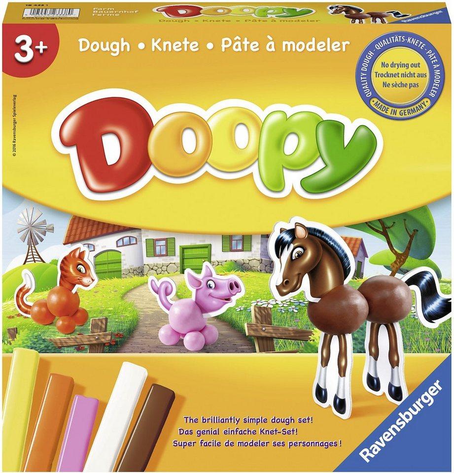 Ravensburger Knetset, »Doopy: Bauernhof«