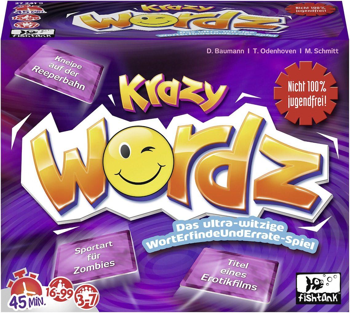 Ravensburger Partyspiel, »Krazy WORDZ«
