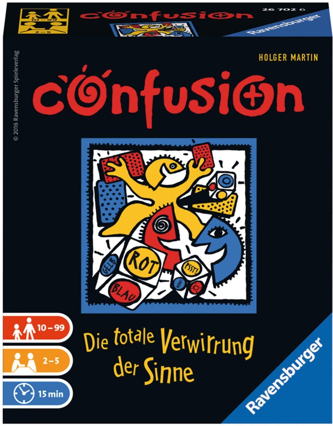 Ravensburger Würfelspiel, »Confusion«