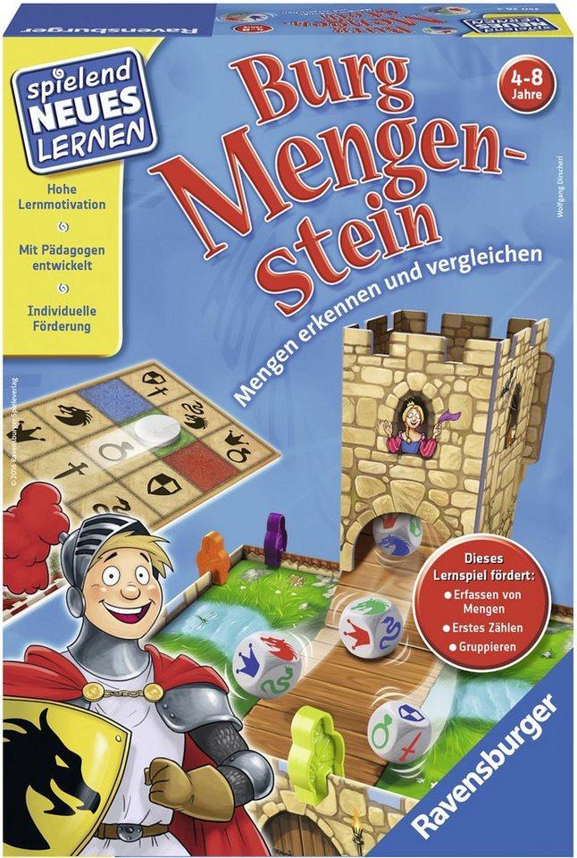 Ravensburger Brettspiel, »Burg Mengenstein«