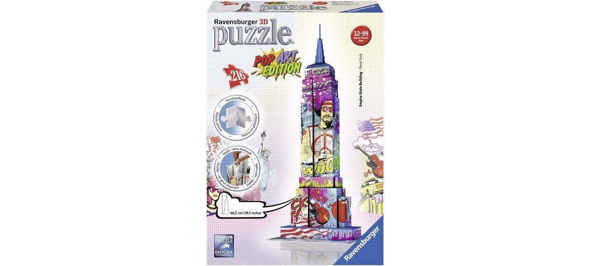 Ravensburger 3D Puzzle, »Pop Art Edition Empire State Building«