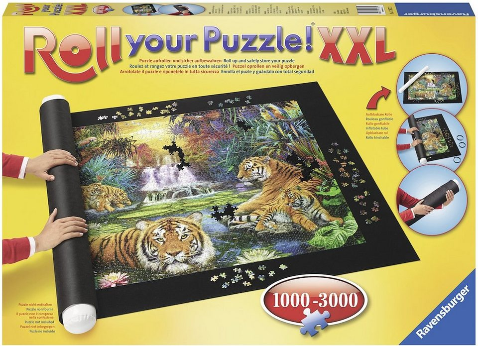 Ravensburger Puzzlehilfe, »Roll your Puzzle XXL«