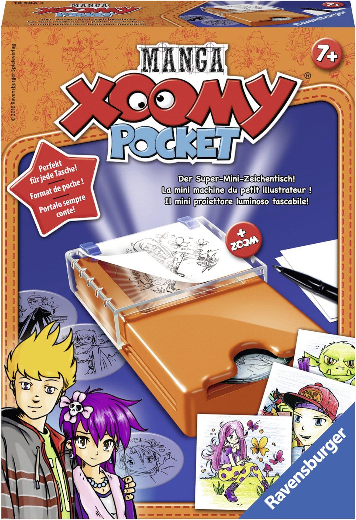 Ravensburger Zeichentisch, »Xoomy® Pocket Manga«