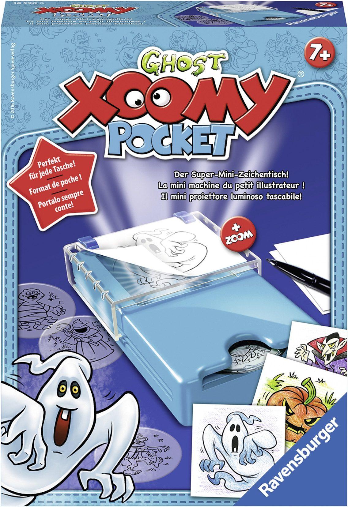 Ravensburger Zeichentisch, »Xoomy® Pocket Ghosts«