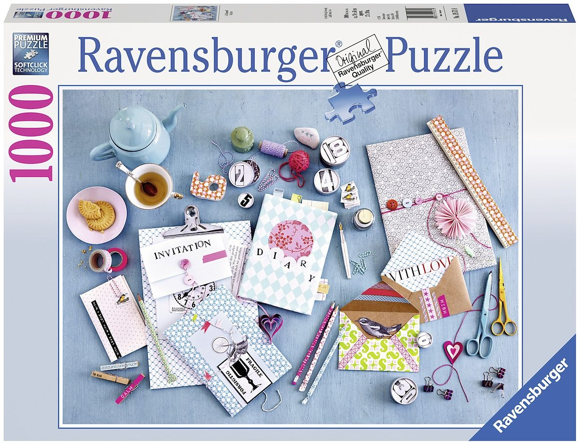 Ravensburger Puzzle, 1000 Teile, »Do It Yourself«