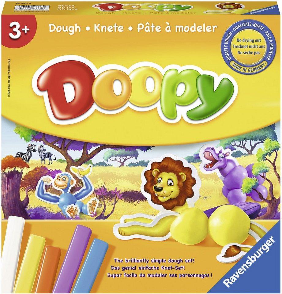 Ravensburger Knetset, »Doopy: Afrika«